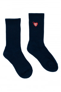 Human Made Pile Blend Socks - Image 4
