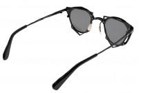 Masahiro Maruyama Titanium Sunglasses - MM-0045 / #1 - Image 4
