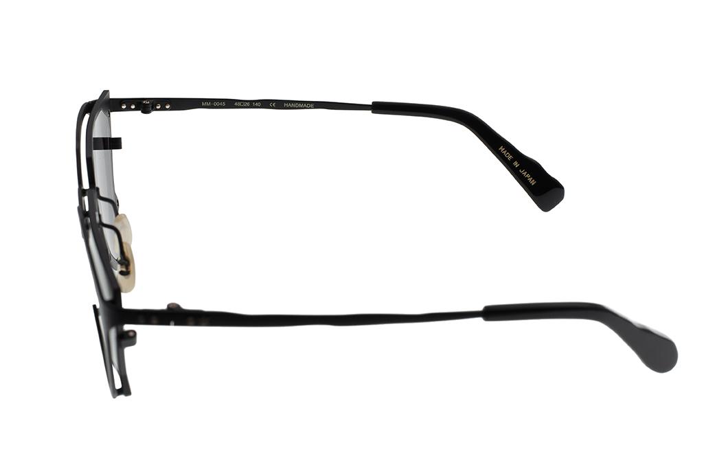 Masahiro Maruyama Titanium Sunglasses - MM-0045 / #1 - Image 6
