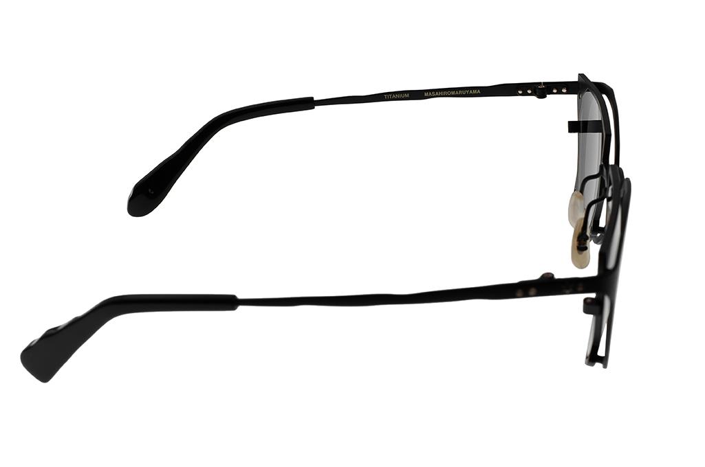 Masahiro Maruyama Titanium Sunglasses - MM-0045 / #1 - Image 7