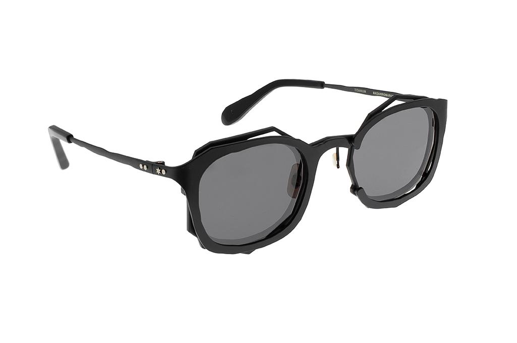 Masahiro Maruyama Titanium Sunglasses - MM-0046 / #1 - Image 2