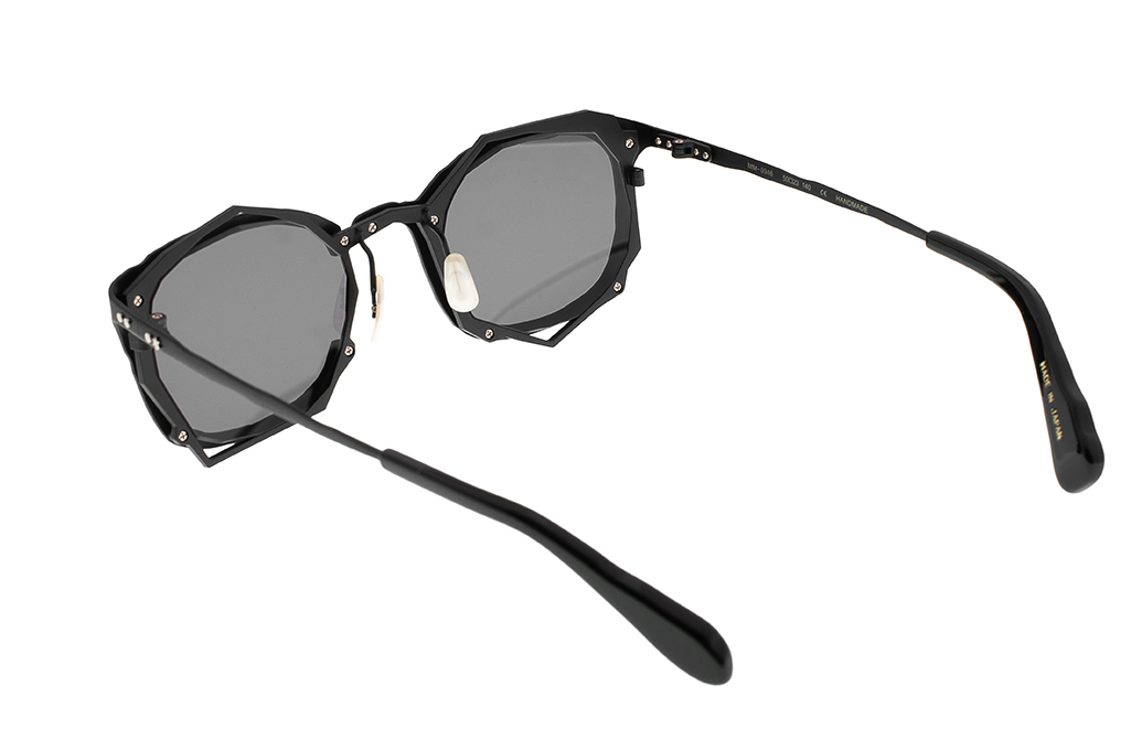 Masahiro Maruyama Titanium Sunglasses - MM-0046 / #1 - Image 4