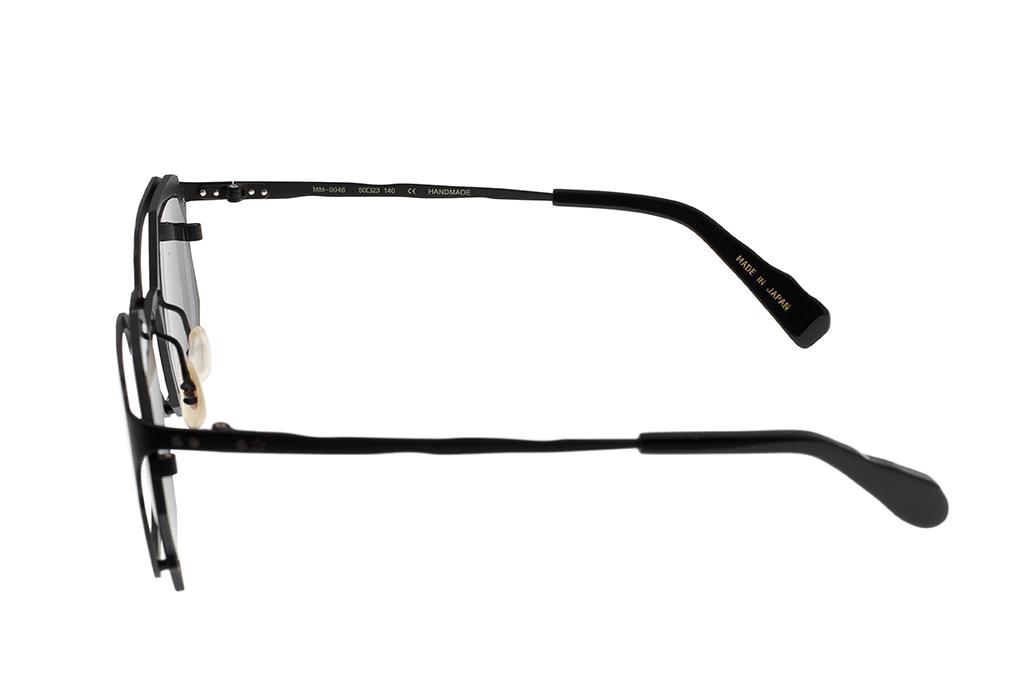 Masahiro Maruyama Titanium Sunglasses - MM-0046 / #1 - Image 5