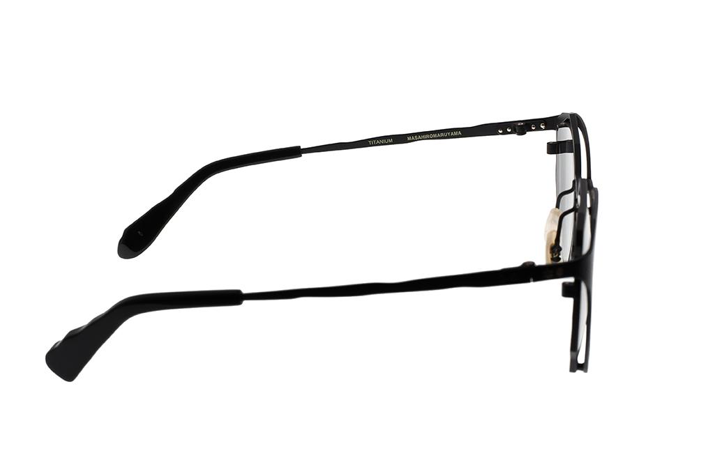 Masahiro Maruyama Titanium Sunglasses - MM-0046 / #1 - Image 6