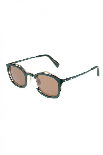 Masahiro Maruyama Titanium Sunglasses - MM-0046 / #2