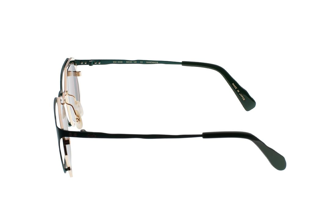 Masahiro Maruyama Titanium Sunglasses - MM-0046 / #2 - Image 6
