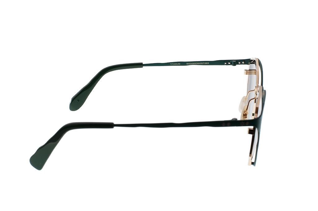 Masahiro Maruyama Titanium Sunglasses - MM-0046 / #2 - Image 7