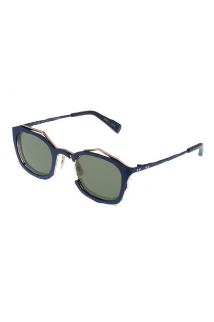 Masahiro Maruyama Titanium Sunglasses - MM-0046 / #3