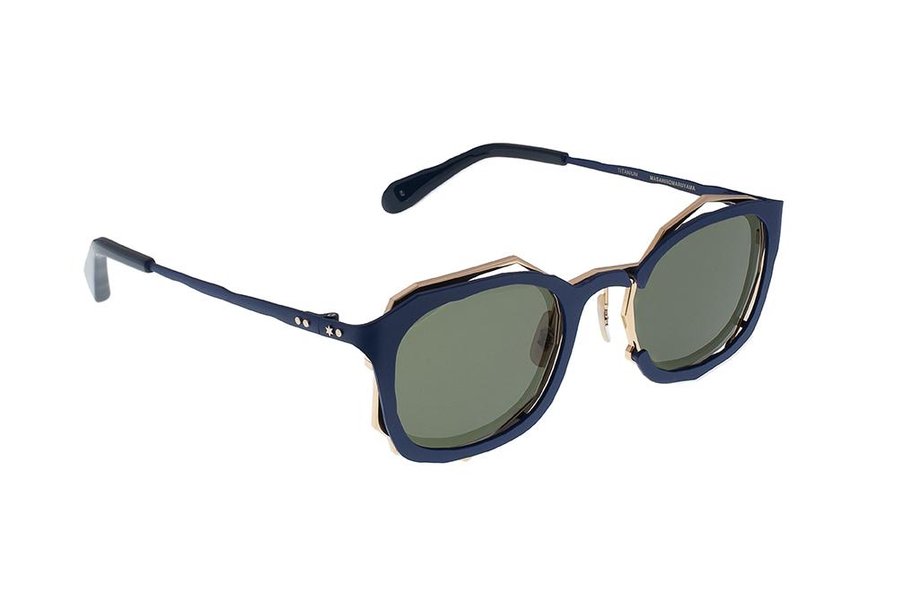 Masahiro Maruyama Titanium Sunglasses - MM-0046 / #3 - Image 2