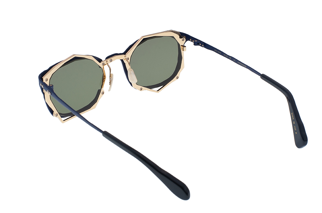 Masahiro Maruyama Titanium Sunglasses - MM-0046 / #3 - Image 4