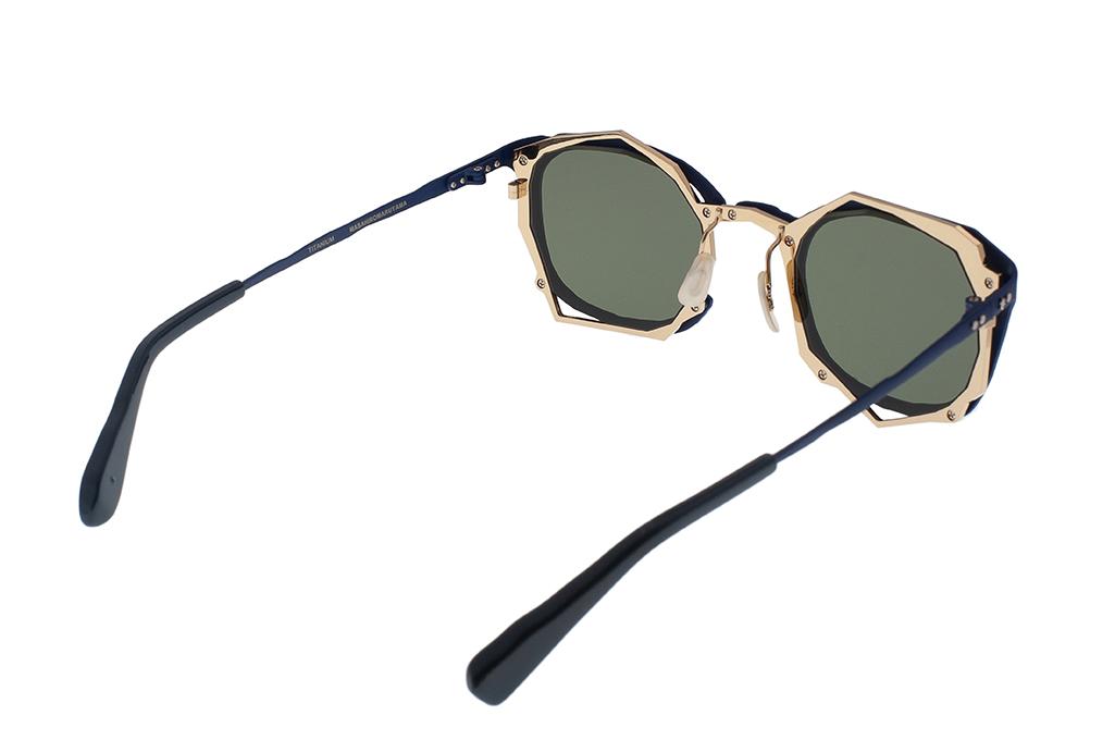 Masahiro Maruyama Titanium Sunglasses - MM-0046 / #3 - Image 5