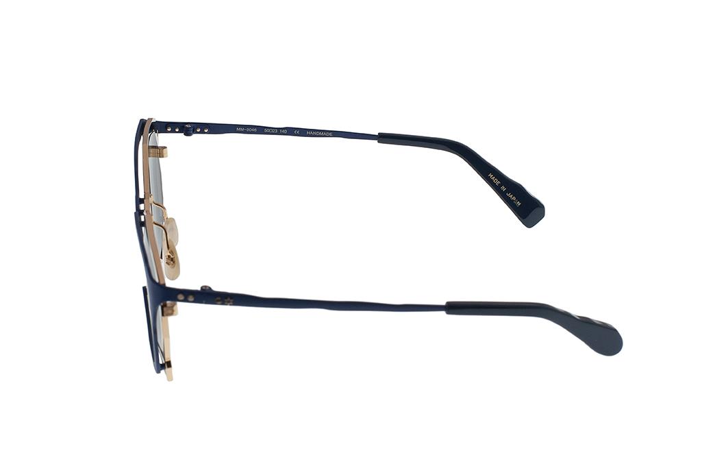Masahiro Maruyama Titanium Sunglasses - MM-0046 / #3 - Image 7