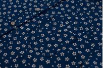 3sixteen Short Sleeve Button Down Shirt - Blue Sakura - Image 7