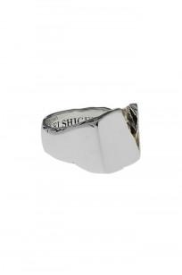 Kei Shigenaga Sterling Silver & 18k Gold Ring - Kyoka - Image 1