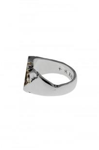 Kei Shigenaga Sterling Silver & 18k Gold Ring - Kyoka - Image 3