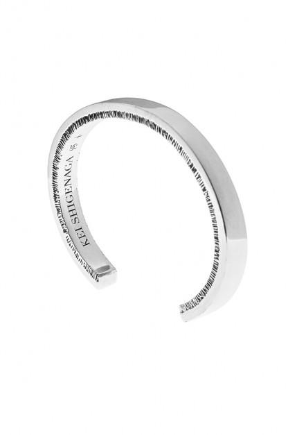 Kei Shigenaga Sterling Silver Bracelet - Shisui
