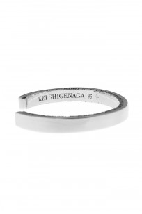 Kei Shigenaga Sterling Silver Bracelet - Shisui - Image 2