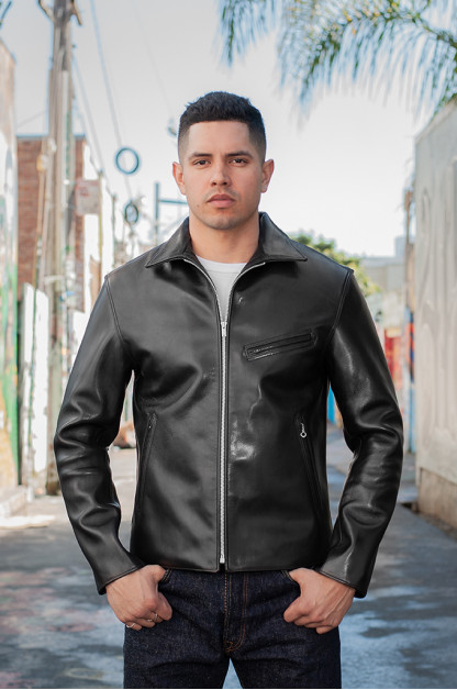 Fine Creek Horsehide Jacket - Eric