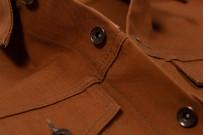 Iron Heart Modified Type III Jacket - 17oz Cotton Duck - Image 6