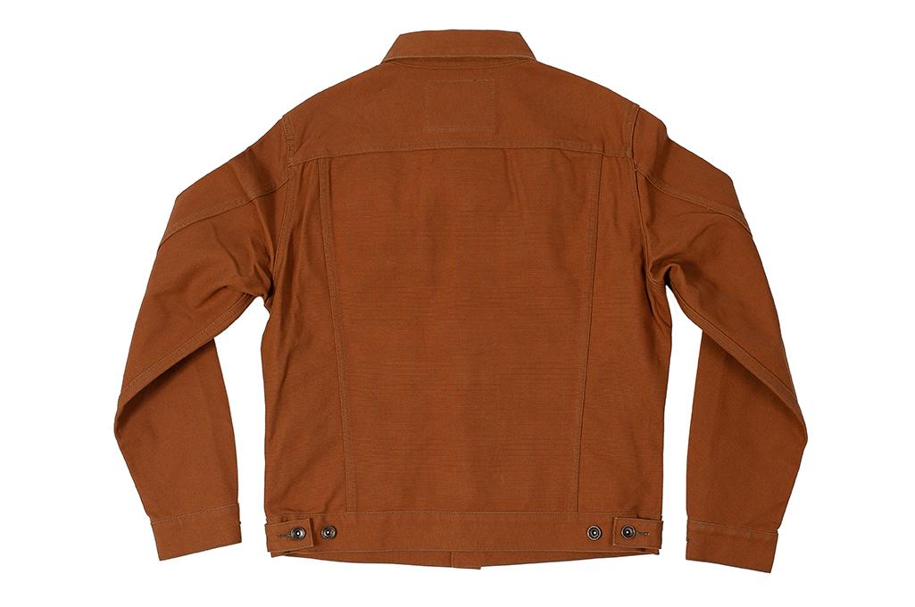 Iron Heart Modified Type III Jacket - 17oz Cotton Duck - Image 9