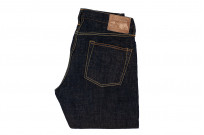 Studio D'Artisan SP-068 40th Anniversary Charcoal Weft Jeans - Straight Tapered - Image 4