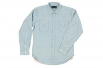 Mister Freedom Dude Rancher Shirt - Chambray - Image 1