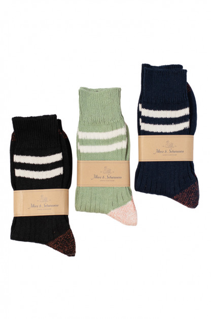 Merz B. Schwanen Bamboo Blend Socks - New Edition