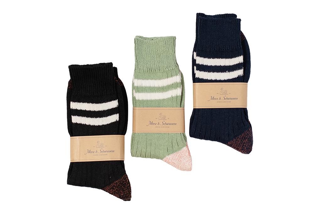 Merz B. Schwanen Bamboo Blend Socks - New Edition - Image 2