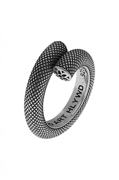 Good Art Nixon Ring - Knurled