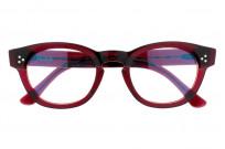 Dandy's Hand Cut Acetate Eyeglasses - Giorgio / RO1 - Image 3