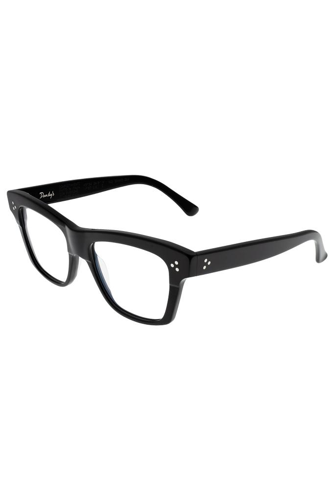 Dandy's Hand Cut Acetate Eyeglasses - Leo / N - Image 0