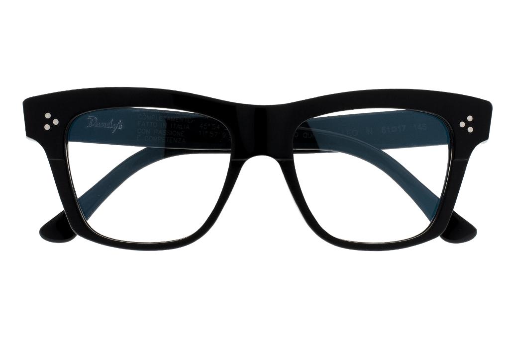 Dandy's Hand Cut Acetate Eyeglasses - Leo / N - Image 3