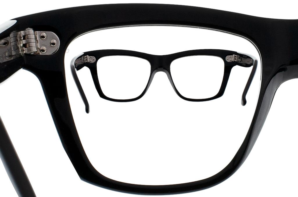Dandy's Hand Cut Acetate Eyeglasses - Leo / N - Image 9