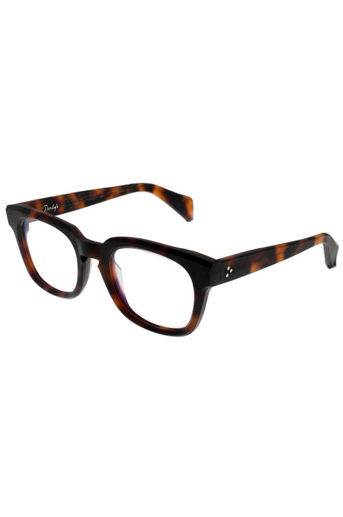 Dandy's Hand Cut Acetate Eyeglasses - Socrate / ACH AV - Image 0
