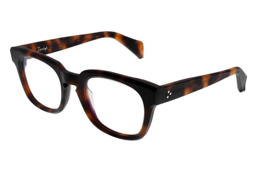 Dandy's Hand Cut Acetate Eyeglasses - Socrate / ACH AV - Image 1