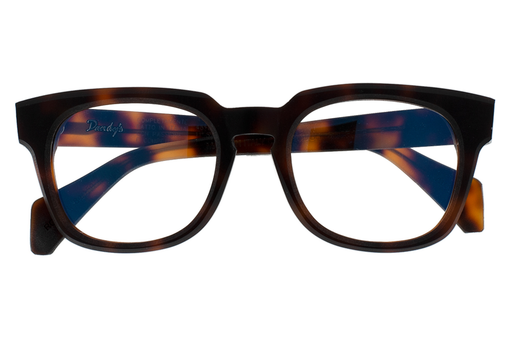 Dandy's Hand Cut Acetate Eyeglasses - Socrate / ACH AV - Image 3