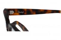 Dandy's Hand Cut Acetate Eyeglasses - Socrate / ACH AV - Image 4