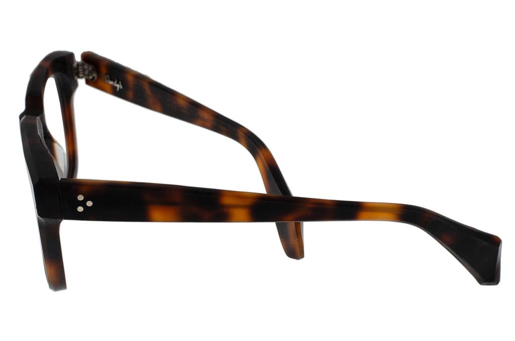 Dandy's Hand Cut Acetate Eyeglasses - Socrate / ACH AV - Image 5