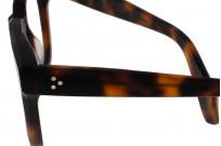 Dandy's Hand Cut Acetate Eyeglasses - Socrate / ACH AV - Image 6