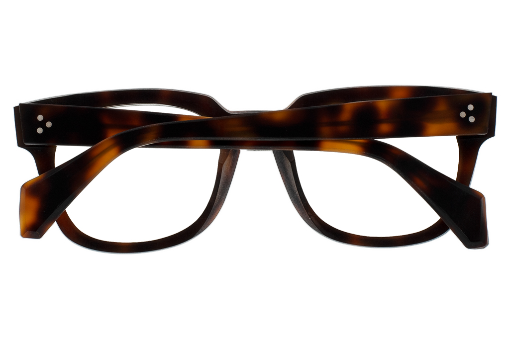 Dandy's Hand Cut Acetate Eyeglasses - Socrate / ACH AV - Image 8