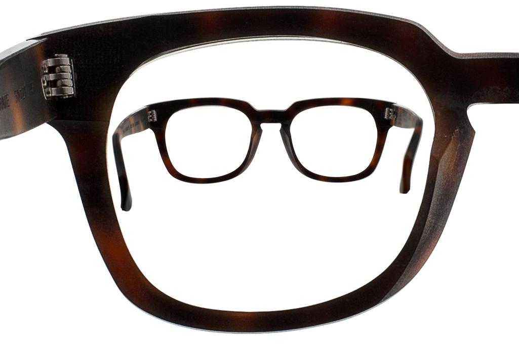 Dandy's Hand Cut Acetate Eyeglasses - Socrate / ACH AV - Image 9
