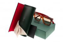 Dandy's Hand Cut Acetate Eyeglasses - Socrate / ACH AV - Image 10