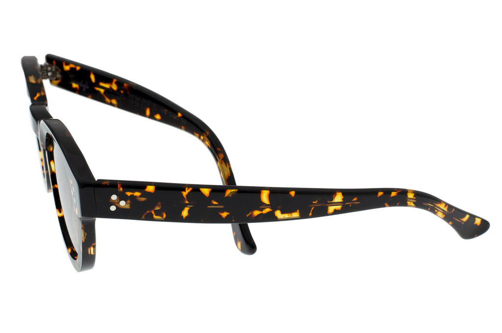 Dandy's Hand Cut Acetate Sunglasses - Giorgio / TS1 - Image 6