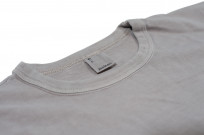 3sixteen Garment Dyed Pocket T-Shirt - Ash - Image 2