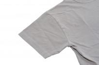 3sixteen Garment Dyed Pocket T-Shirt - Ash - Image 5