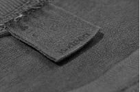 3sixteen Garment Dyed Pocket T-Shirt - Dark Smoke - Image 4