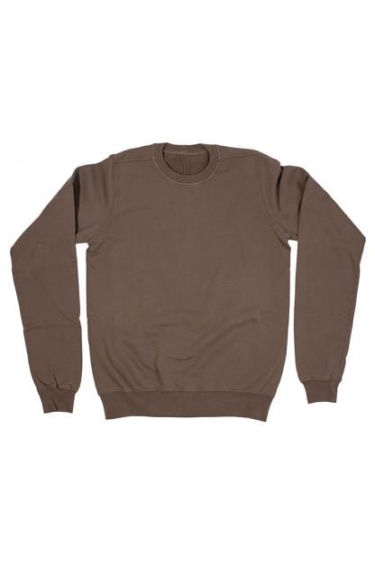 Rick Owens DRKSHDW Crewneck Sweater - Dust