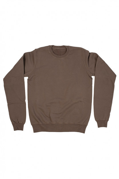 Rick Owens DRKSHDW Crewneck Sweater - Dust