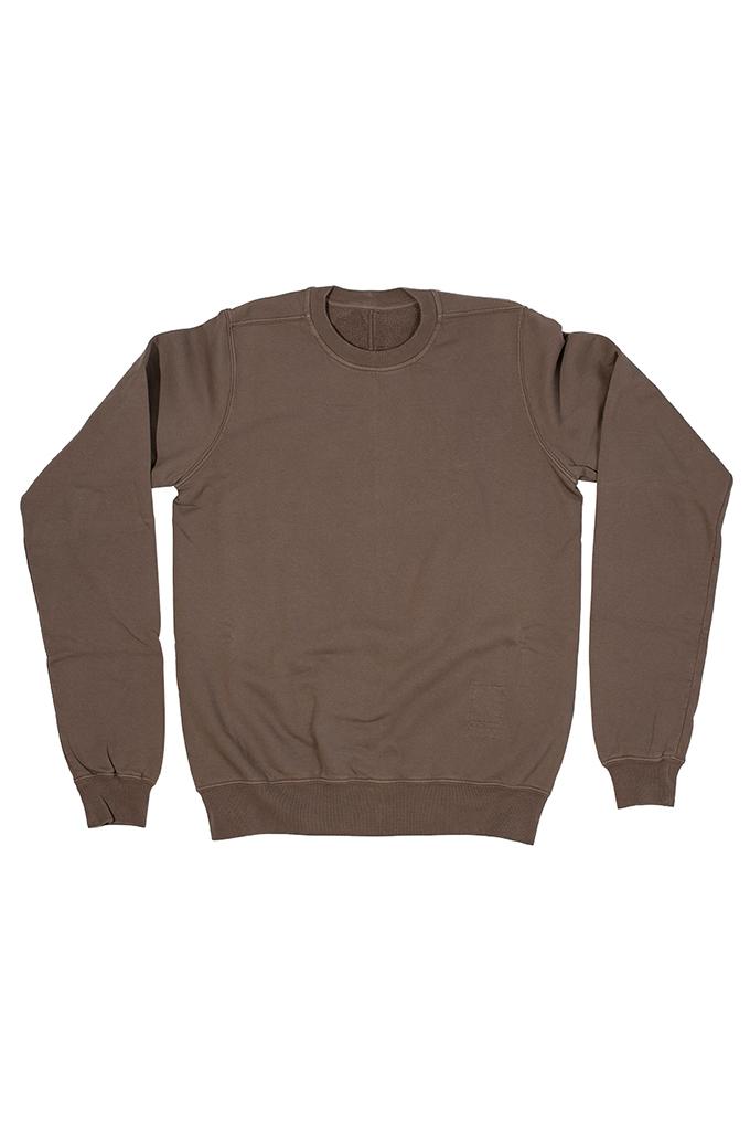 Rick Owens DRKSHDW Crewneck Sweater - Dust - Image 0