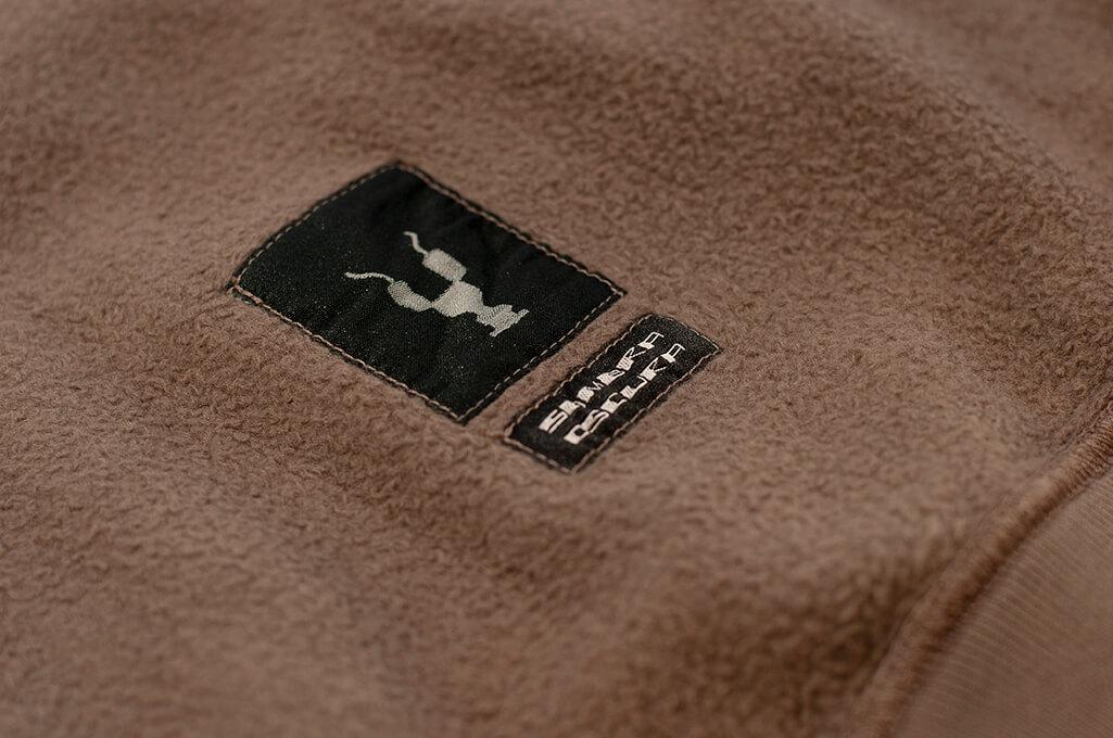 Rick Owens DRKSHDW Crewneck Sweater - Dust - Image 4